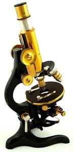 Leitz Mikroskop ca.1909