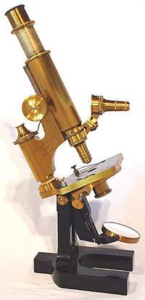 Mikroskop Zeiss 1879