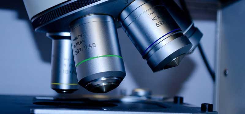 Mikroskop Objektive